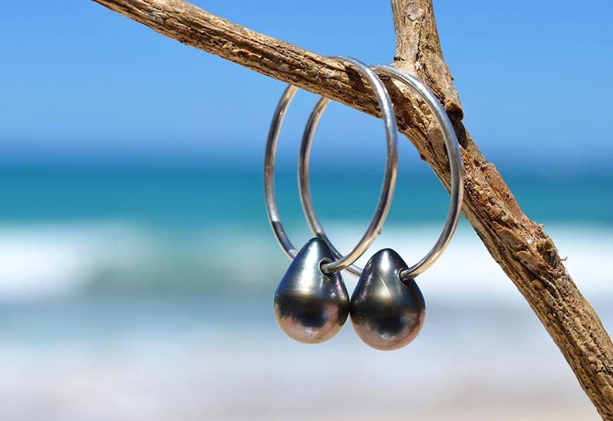 Creole Earrings - Kalinas Perles