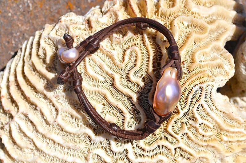 Keishi Pink Freshwater Bracelet