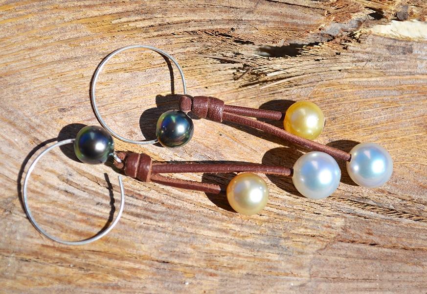 Multicolor Earrings - Kalinas Perles