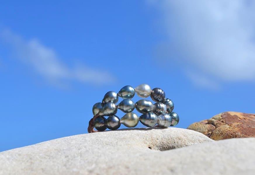 Multirangs Bracelet - Kalinas Perles