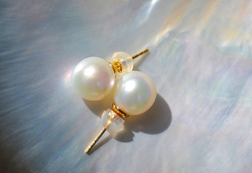 Post Earrings - Kalinas Perles