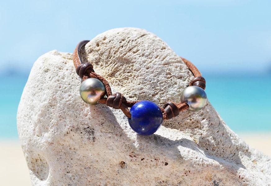 Stone Bracelet - Kalinas Perles